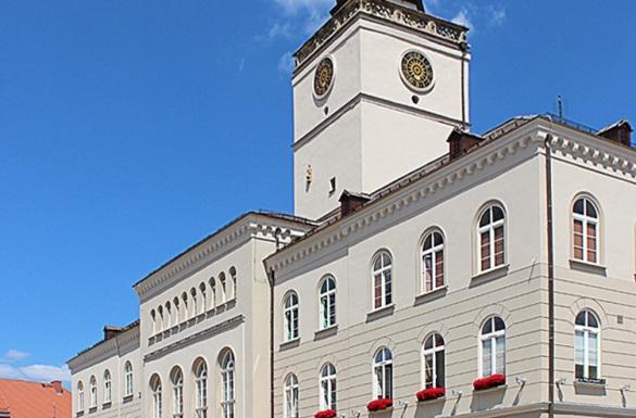 Ratusz-Dzierżoniów